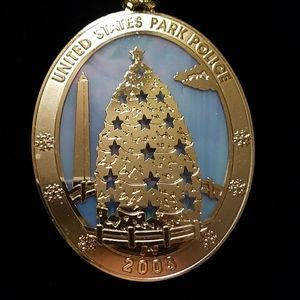Other - 2003 United States Park Police ornament